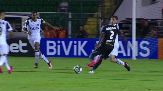 Melhores momentos de Figueirense 0 x 1 Atlético-MG pela terceira fase da Copa do Brasil