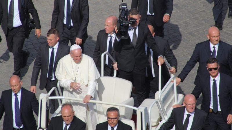 Como a segurança do papa evoluiu, 50 anos depois do atentado contra Paulo 6º