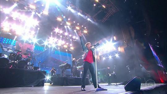 Repórter Mônica Sanches fala da admiração por Bon Jovi