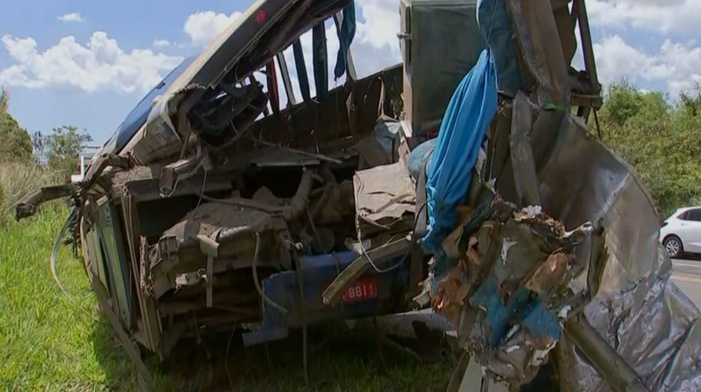 Veja quem são as vítimas do acidente entre ônibus e caminhão com 41 mortos  no interior de SP | Itapetininga e Região | G1