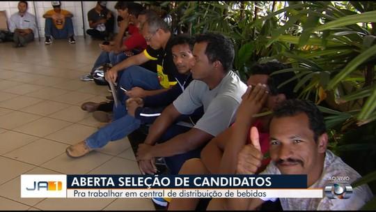 Coca-Cola abre 200 vagas de trabalho para central de distribuição de Aparecida de Goiânia