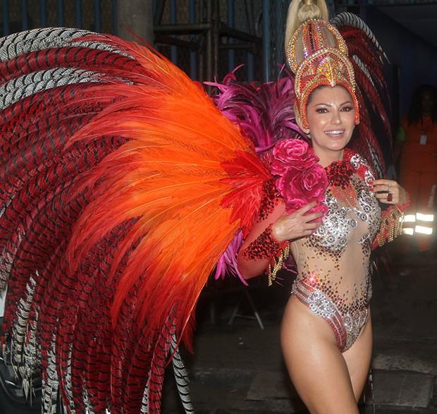 Antonia Fontenelle (Foto: Marcello Sá Barretto / Brazil News)