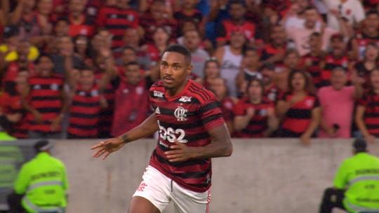 Assista aos gols do título do Flamengo na vitória por 2 a 0 sobre o Vasco