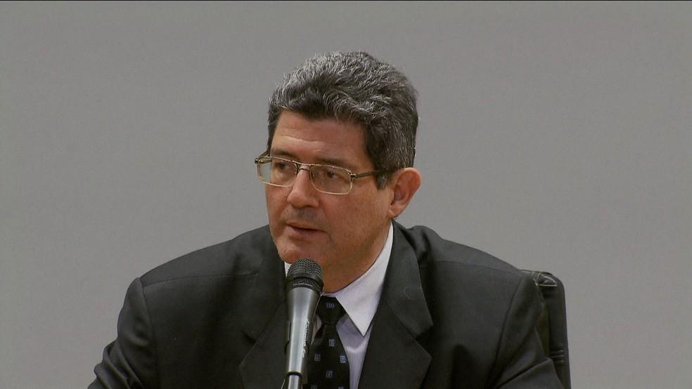 Joaquim Levy (GloboNews) — Foto: Reprodução GloboNews
