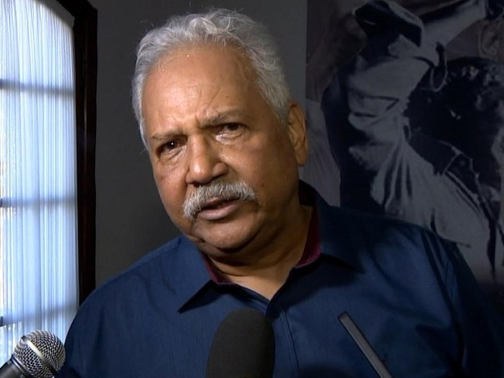 O prefeito cassado de Campinas, Dr. Hélio (Foto: Reprodução / EPTV)