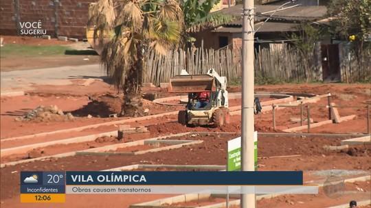 Moradores reclamam de obra que teria causado rachaduras em casas em Itajubá, MG