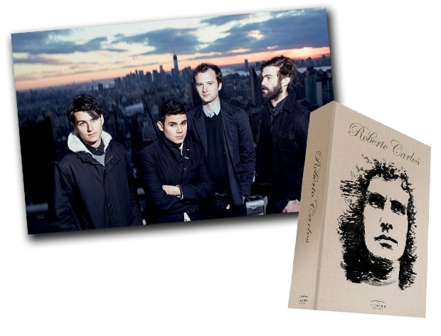 Vampire Weekend no Lolapalooza e collector's book de Roberto Carlos (Fotos: Corbis/Latinstock, Divulgação, Getty Images, Mondrian Holtzman Trust C/O HCR International, Courtesy of World of Lygia Clark Cultural Association, Thomas Griesel, Laif/Glow Images, Latin Stock, Márcio Madeira, Cortesia Fondation Cartier Pour L'Art Conteporain e Divulgação)