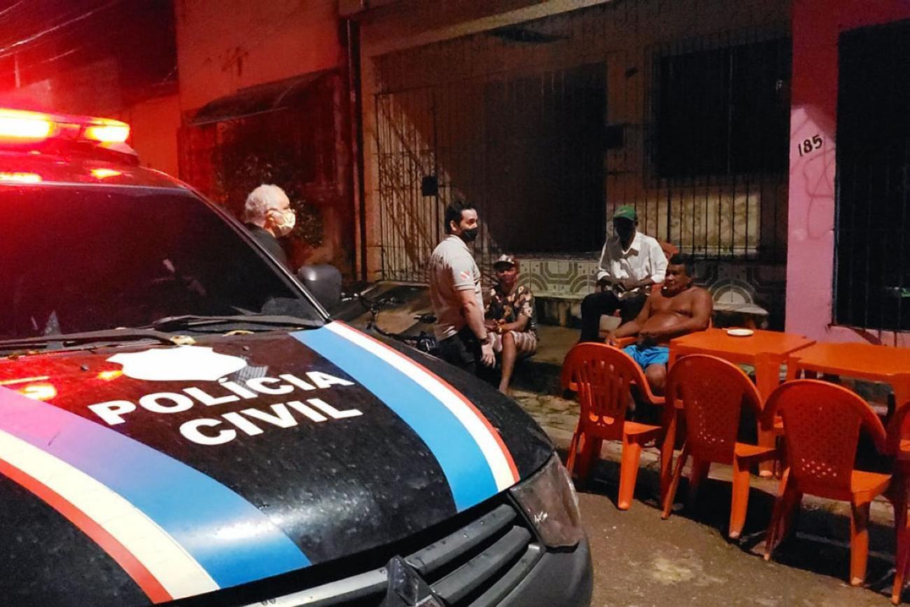 Operação registra 130 autuações por descumprimento do lockdown em 11 municípios do Pará