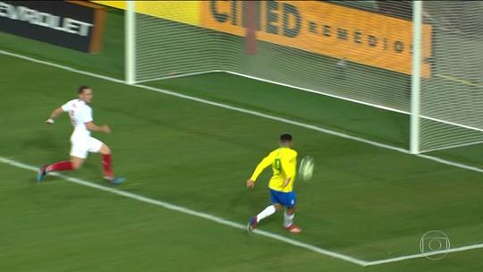Seleção Brasileira vence República Tcheca antes da convocação para Copa América