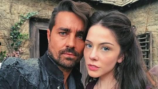Ricardo Pereira comenta relação de Virgílio e Brice em 'Deus Salve o Rei'