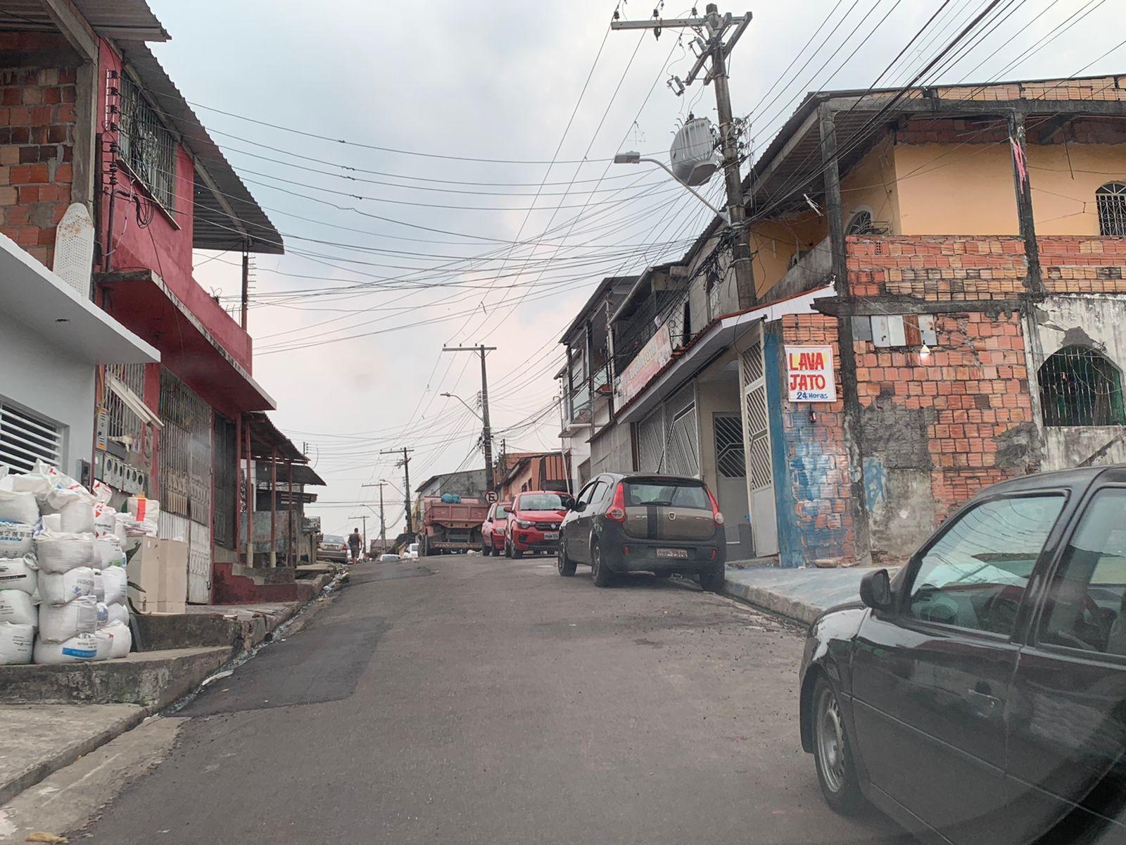 Homem é baleado após discutir com amigo no bairro Coroado, em Manaus
