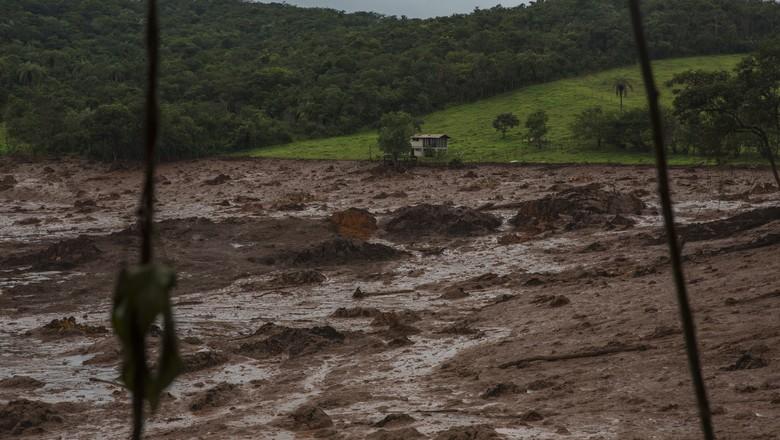 brumadinho-barragem-vale (Foto: Lalo de Almeida/Ed.Globo)