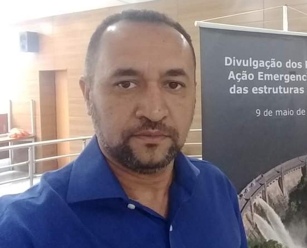 GCM confessou à polícia que matou Rosana e a enterrou no quintal de sua residência, em Guarujá, SP — Foto: Reprodução/Facebook