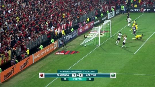 """Edinho elogia Everton Ribeiro, mas critica o Fla: """"Jogou a pior partida"""""""
