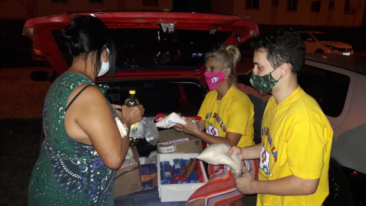 ONG Médicos do Barulho pede doações para entrega de cestas básicas em Juiz de Fora; conheça a história do projeto