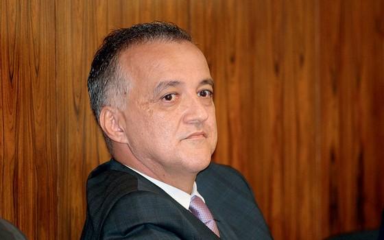 O empresário Carlinhos Cachoeira (Carlos Augusto de Almeida Ramos) (Foto:   Lula Marques/Folhapress)