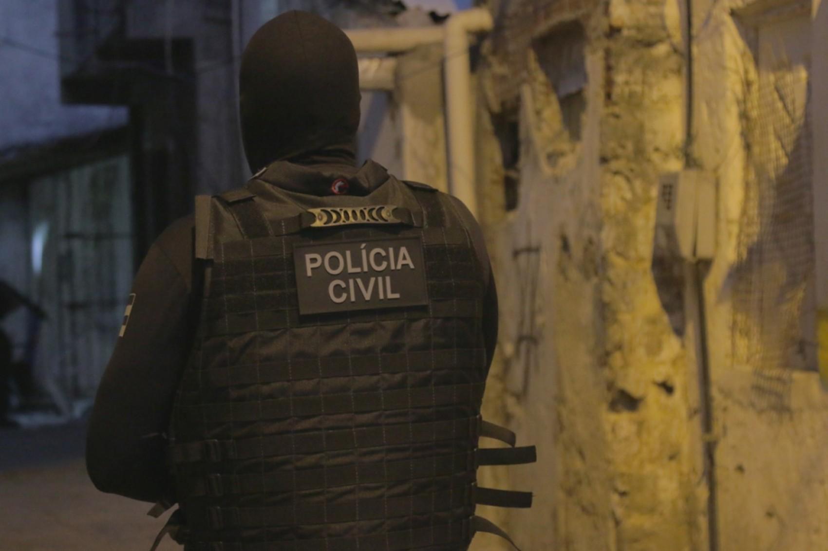 Suspeito de homicídio é preso durante operação policial em Maruim
