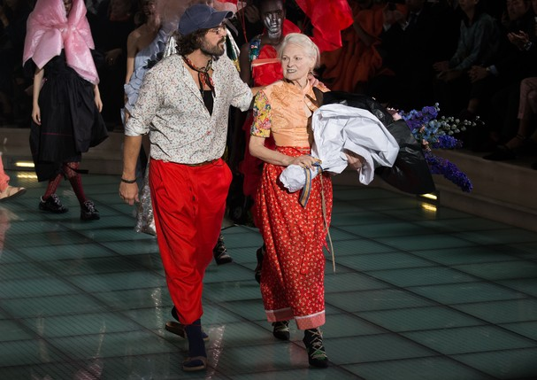 Vivienne Westwood (Foto: Getty Images)