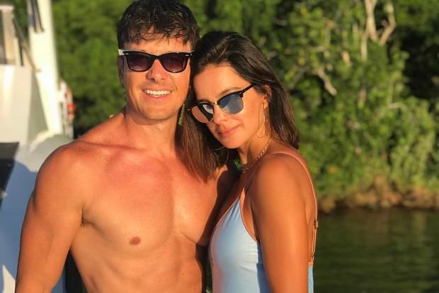 Rodrigo Faro e Vera Viel (Foto: Reprodução/Instagram)