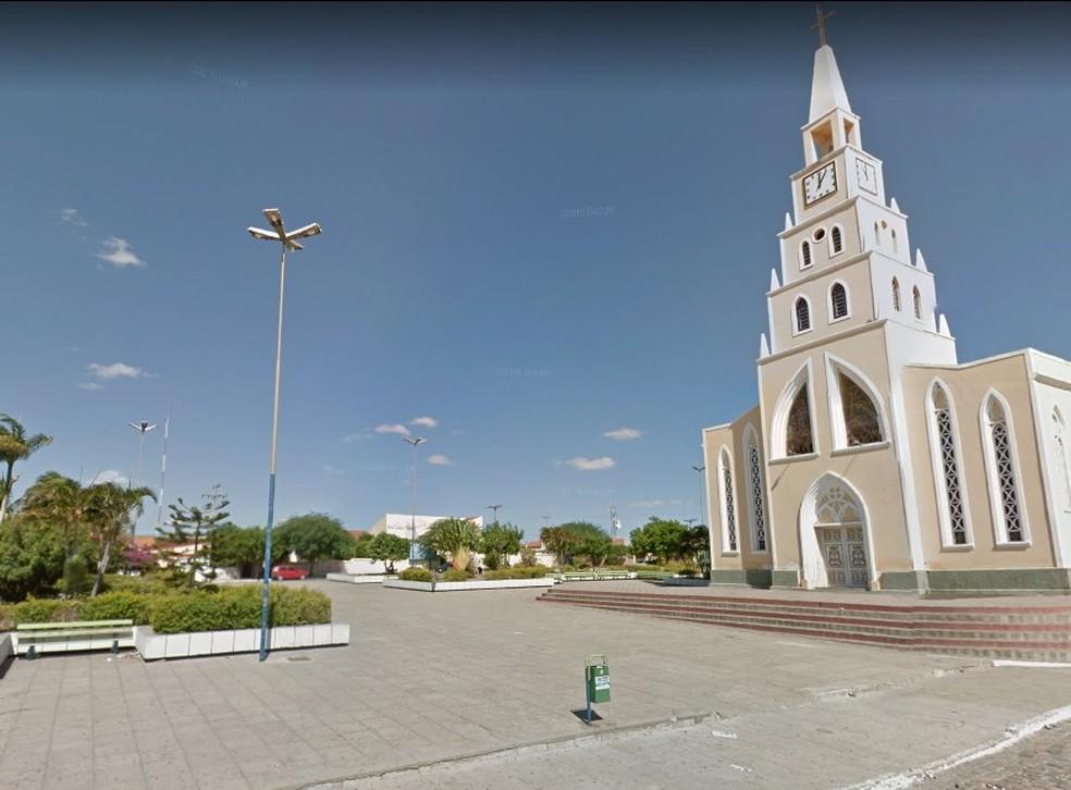 Município de Bodocó completa 95 anos de emancipação política — Foto: Reprodução / Google Street View