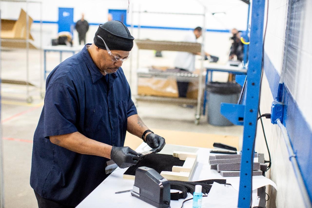 Ford fez parcerias para produzir equipamentos médicos (Foto: Divulgação)