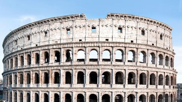 Coliseu de Roma (Foto: Reprodução/Facebook)