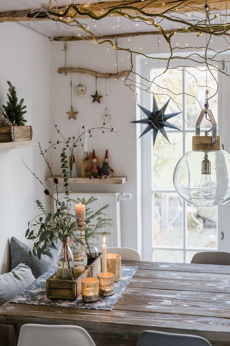 Decoração de Natal: 14 ideias de inspiração escandinava (Foto: reprodução)