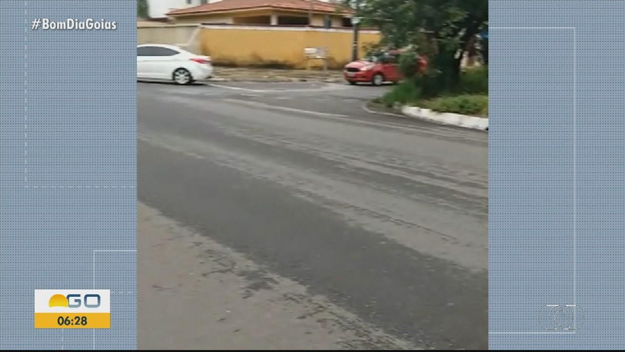 Moradora denuncia falta de faixa para pedestres no Jardim América