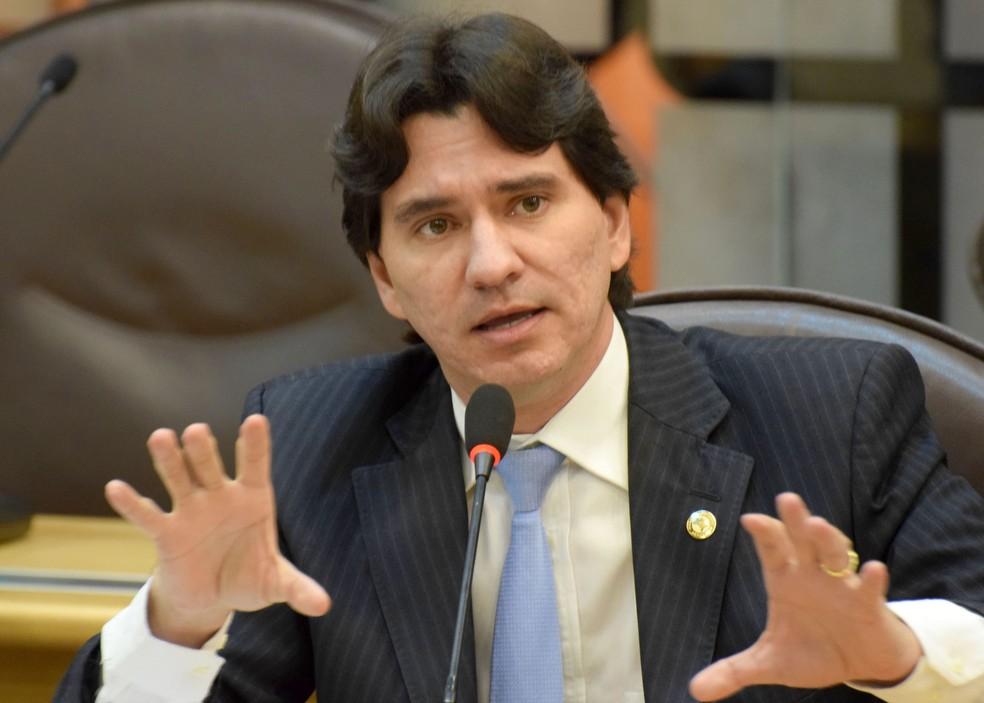 Deputado estadual do RN George Soares também é alvo da ação — Foto: João Gilberto/Ascom AL
