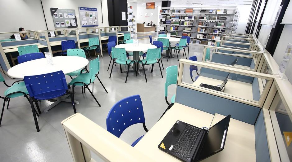 Escola de Negócios do Sebrae-SP em São Paulo (Foto: Divulgação)