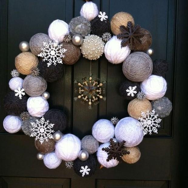 Decoração de Natal: mais de 180 ideias para a celebração (Foto: Reprodução)