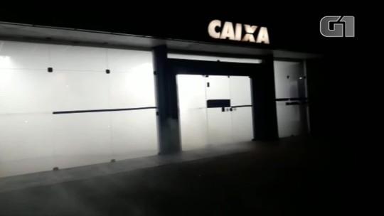 Alarme dispara e frustra assalto a agência da Caixa Econômica Federal em Timon; suspeito fugiu