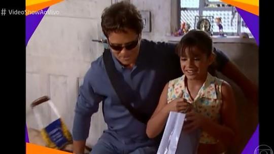 Bruna Marquezine chora ao relembrar história de Duda, menina cega que auxiliou a atriz em 'América'
