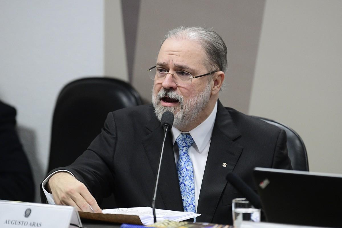 Força-tarefa da Lava Jato repudia declarações de Aras e diz que não há 'caixas de segredos' no trabalho dos procuradores – G1