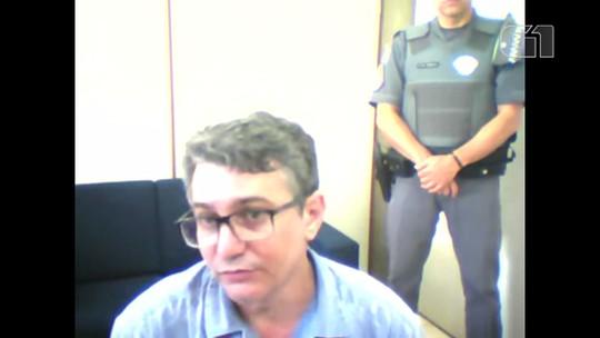 'Tudo isso não passou de um equívoco', diz professor suspeito de matar diretor de universidade no Paraná; VÍDEO