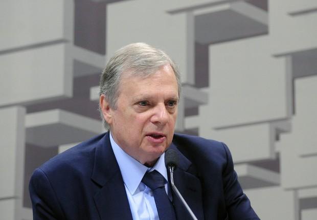O senador Tasso Jereissati (PSDB-CE) (Foto: Pedro França/Agência Senado)