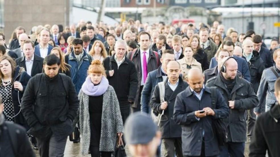 Londres é uma das cidades onde há maior demanda por estrangeiros — Foto: Getty Images/BBC
