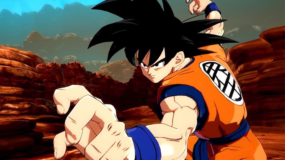 Dragon Ball FighterZ traz bugs como em qualquer outro jogo — Foto: Divulgação/Bandai Namco