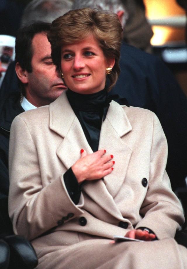 Lady Di em 1995 (Foto: Getty Images)