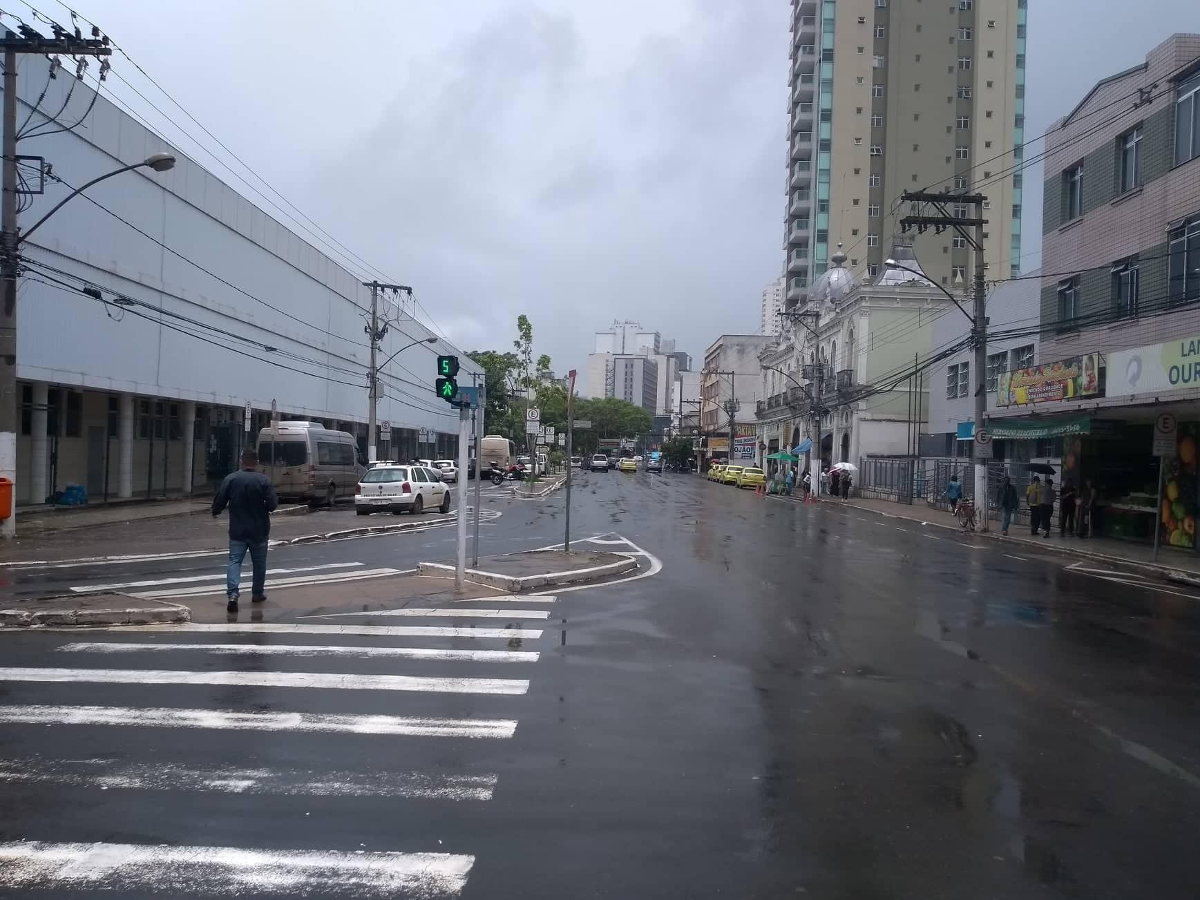 Semana será de temperaturas amenas com possibilidade de chuvas na Zona da Mata e Vertentes