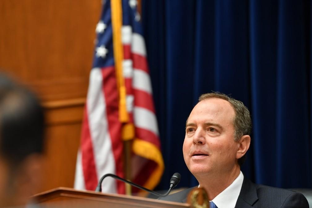 Adam Schiff, Head of the US House Intelligence Committee - Photo: Nicholas Kamm / AFP