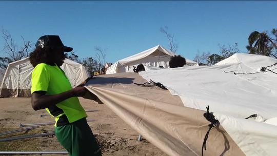"""Esporte Espetacular mostra como Marta serve de inspiração para meninas """"reconstruirem"""" Moçambique"""