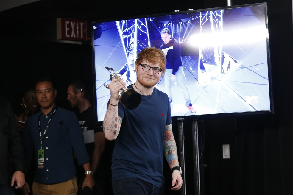 Ed Sheeran (Foto: REUTERS/Danny Moloshok)