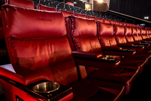 Cinemas (Foto: divulgação)