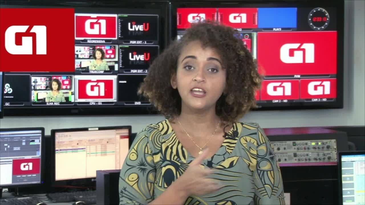 G1 em 1 Minuto RO: RO é o estado com mais abstenções no Enem feito em meio à pandemia