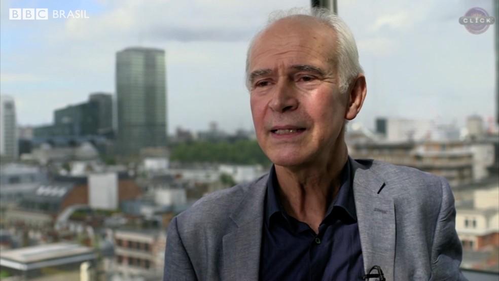Clive Coen, neurocientista, diz não ter certeza se técnica funciona (Foto: BBC)