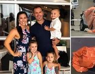 Ex-astro do rugby morre junto com os três filhos e esposa com explosão de carro