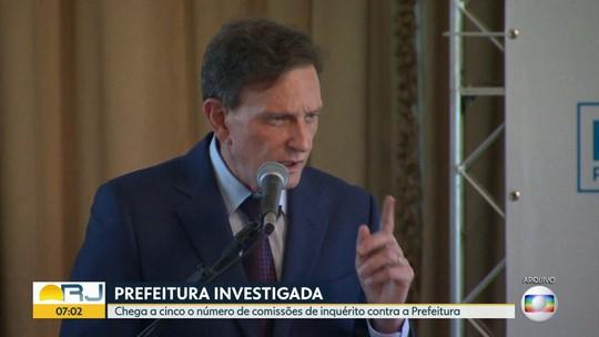 Comissão que analisa impeachment de Crivella ouve testemunhas de defesa nesta segunda