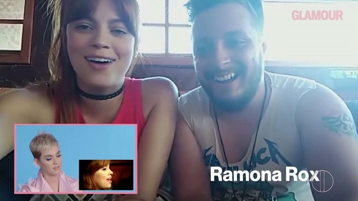 Katy Perry elogia e reage a vídeo cover de banda de Cabo Frio; 'amei'