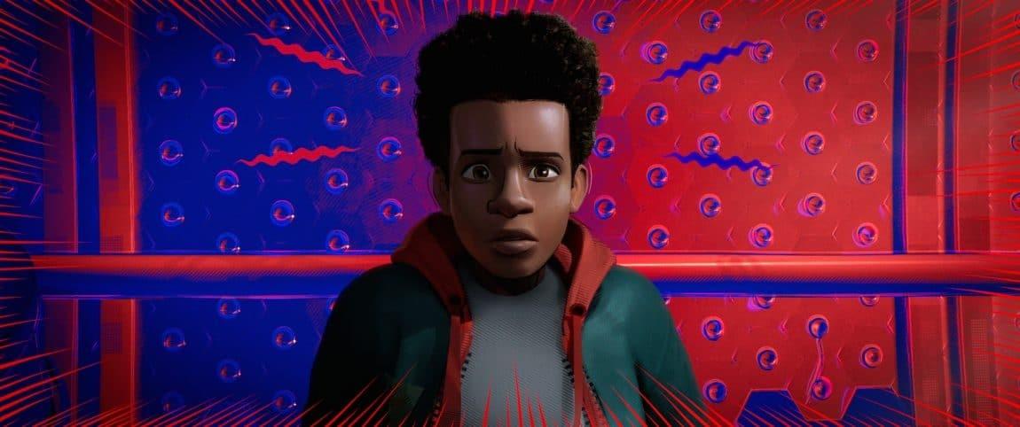 Miles Morales em 'Homem-Aranha no Aranheverso' (Foto: Divulgação)